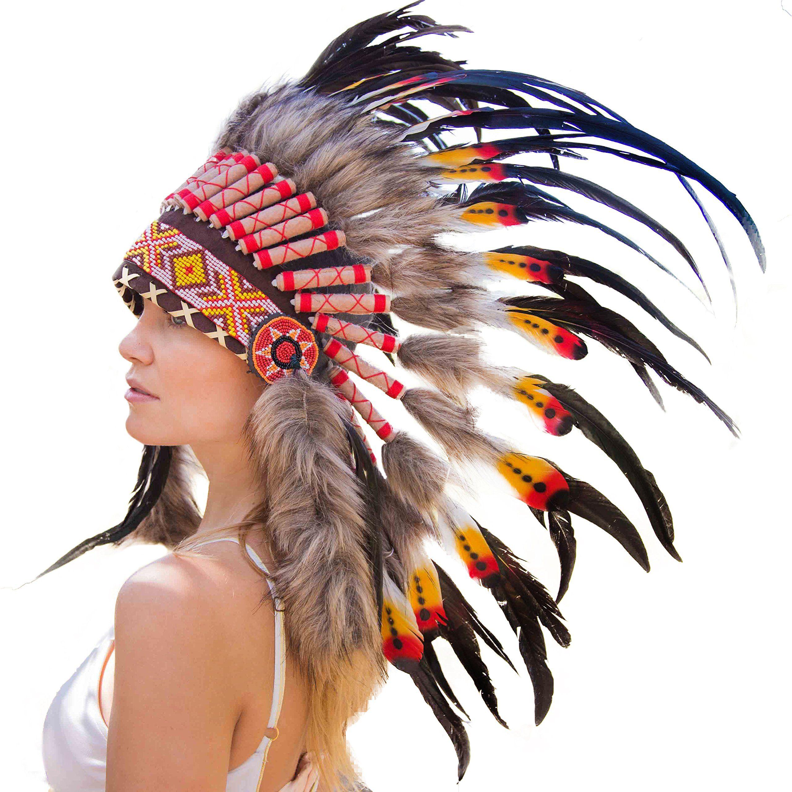 e90302cefb7f8 Indian Headdress