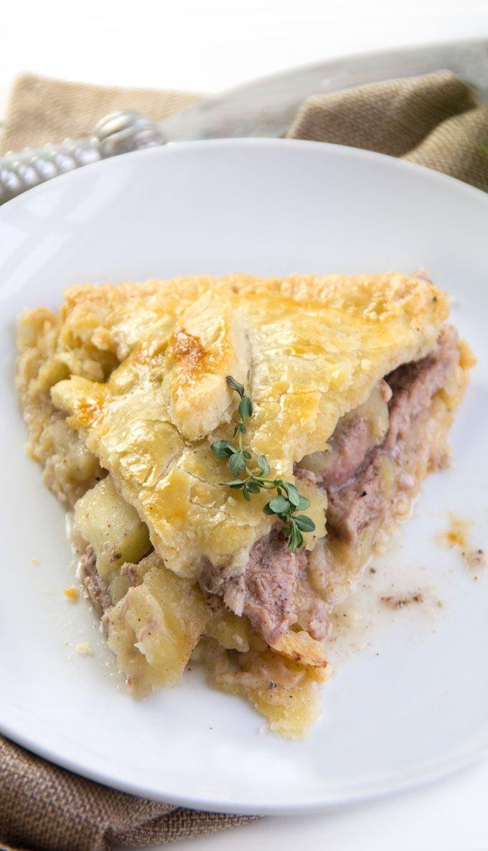 Cheshire Pork Pie Recipe Food Recipes Pork Dishes Food