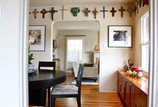 My Houzz: - beach style - dining room - san francisco - by Shannon Malone