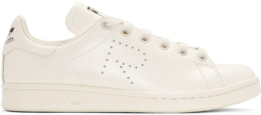 size 40 c54f7 9e8bb Raf Simons - Off-White adidas Originals Edition Stan Smith Sneakers
