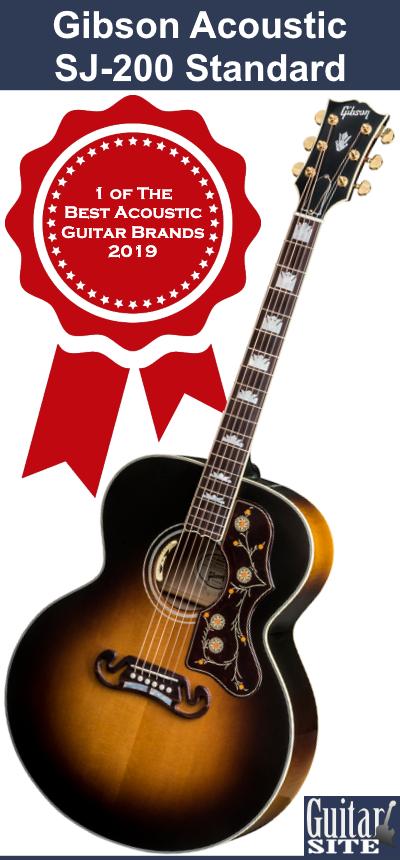 Gibson Acoustic Sj 200 Standard Gibson Acoustic Best Acoustic Guitar Acoustic Guitar