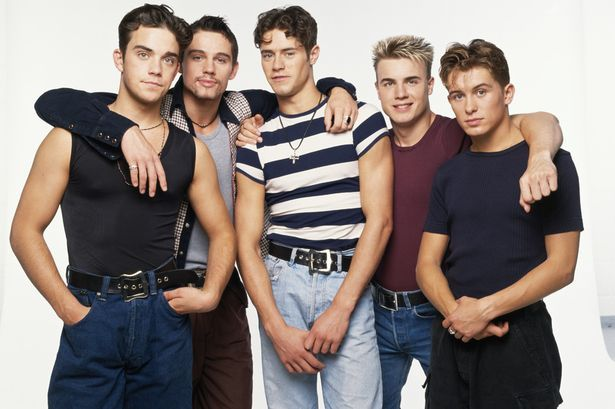 90s boyband - Google Search | The Motherf**ker With the ...