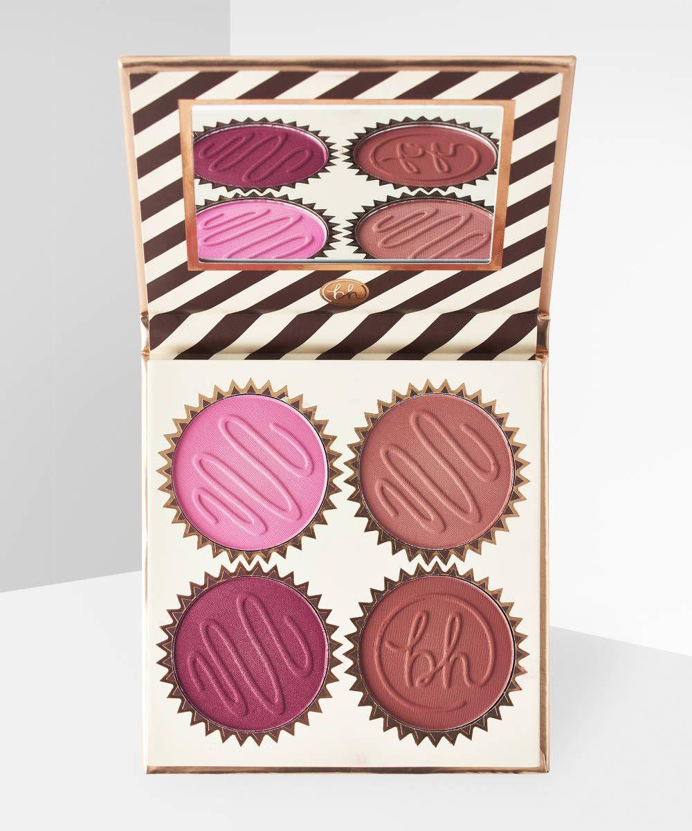 Bh Cosmetics Truffle Blush Palette Vanilla Cherry At Beauty Bay In 2020 Bh Cosmetics Blush Palette Beauty