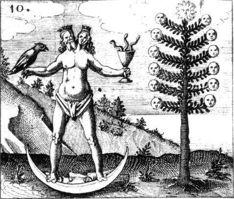 Resultado de imagen de alquimia hermafrodita