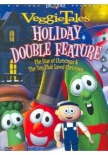 Holiday Christmas Double Feature This Veggietales Double Feature