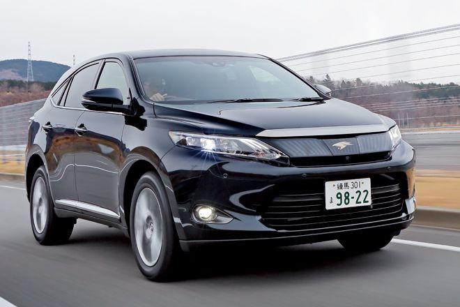 トヨタ・ハリアー     オートカー・デジタル – AUTOCAR DIGITAL