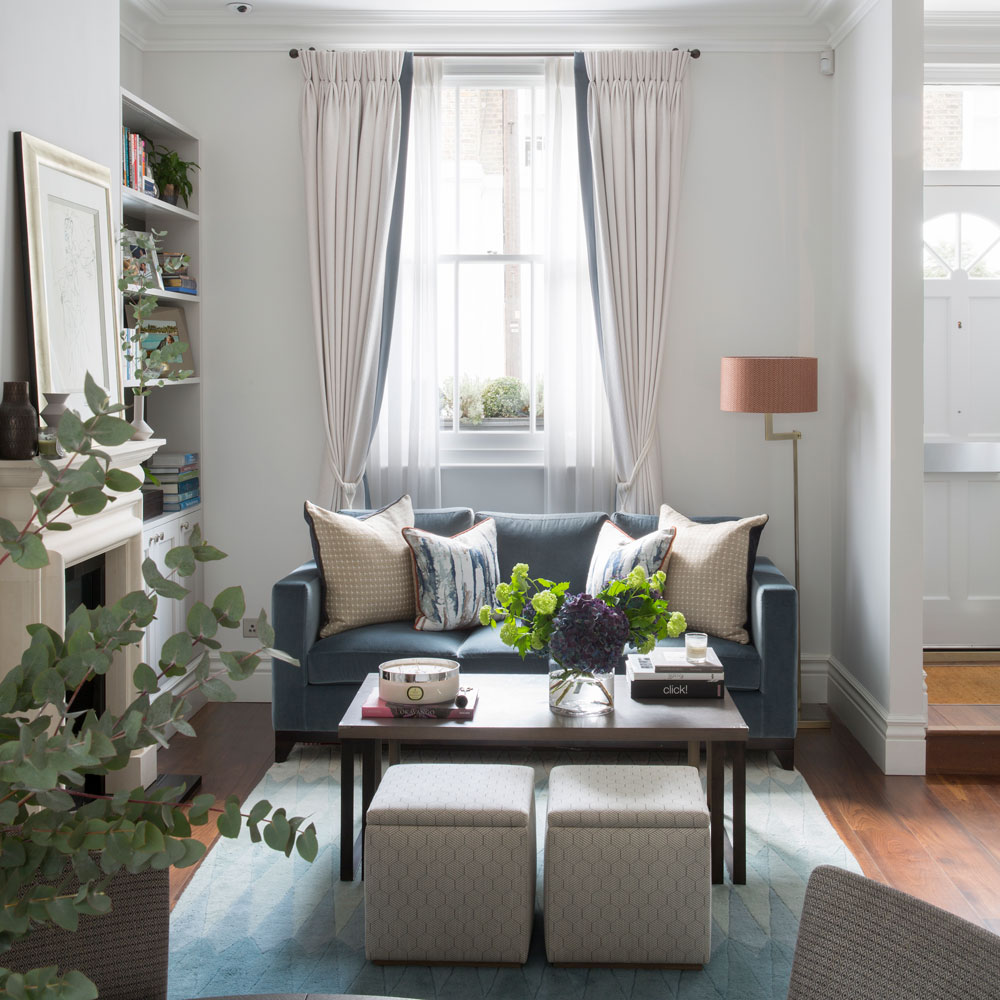 Small living room ideas – how to dress compact sitting rooms and snugs
