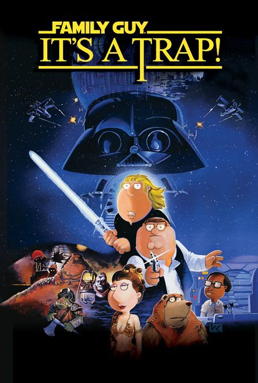 Family Guy Star Wars Staffel