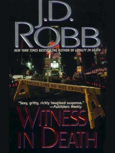 Witness in death by j d robb httpamazondpb000oizseq mystery fandeluxe Gallery