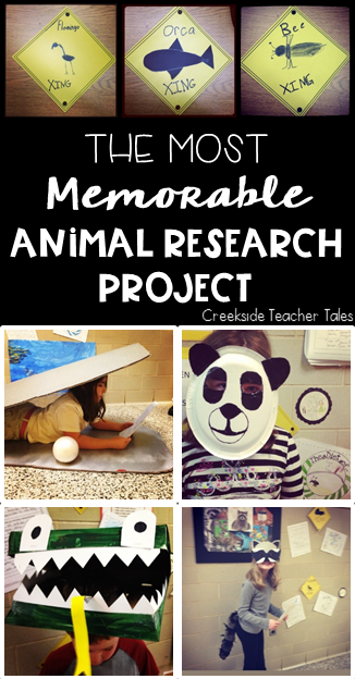 Animal Research Project  Wax Museum  It Is Student And Animals