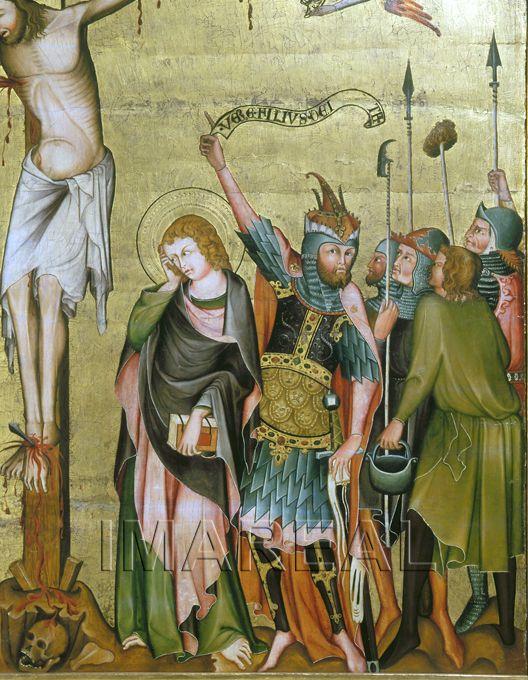 Retabel ; Meister der Rückseite des Verduner Altars ; Wien ; Dokumentation: 1330 ; 1331 ; Klosterneuburg ; Österreich ; Niederösterreich ; Stiftsmuseum