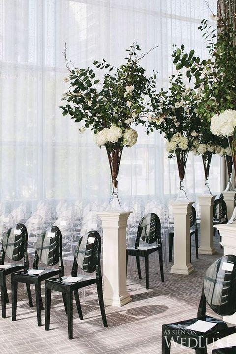 43 Black Tie Wedding Ideas | wedding decorations | Pinterest | Black ...