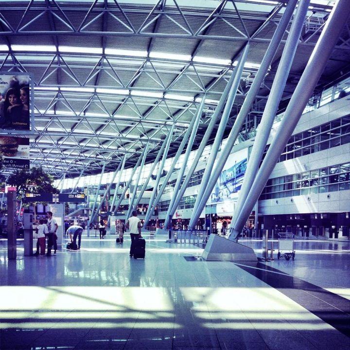 Düsseldorf Airport (DUS) in Düsseldorf Düsseldorf