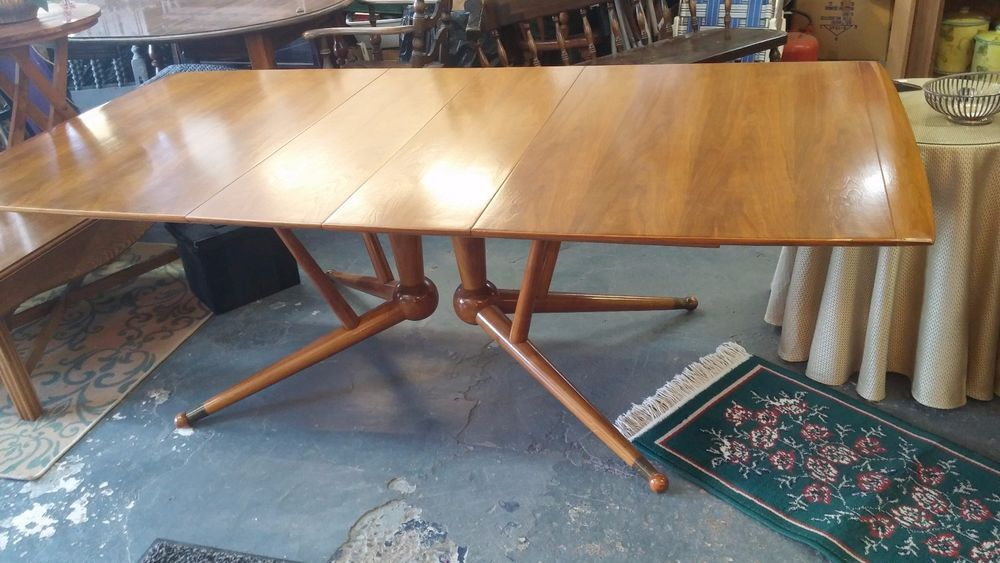 26+ Mid century dining table vintage Inspiration
