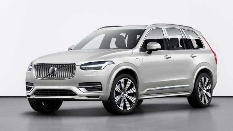 Volvo Launches Electrified B Variant On 2020 Xc90 Volvo Xc90 Volvo Suv Volvo