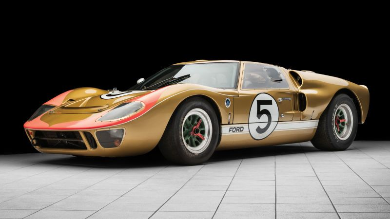Old Ford For Sale Doesn T Even Come With A Passenger Side Mirror Ford Gt40 Gt40 Ford Gt