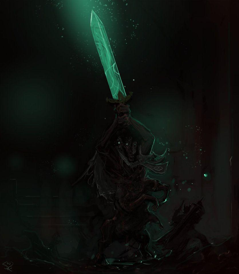Ludwig The Holy Blade By Halycon450 Bloodborne Bloodborne Art Dark Souls Art