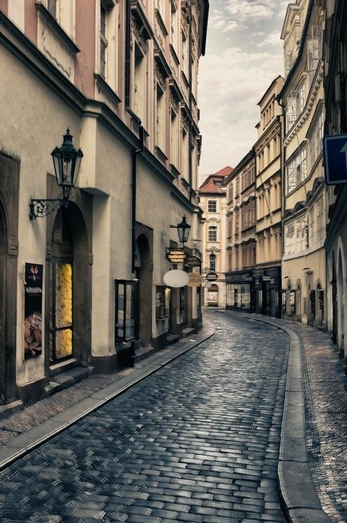 One of my favorite places...Praha