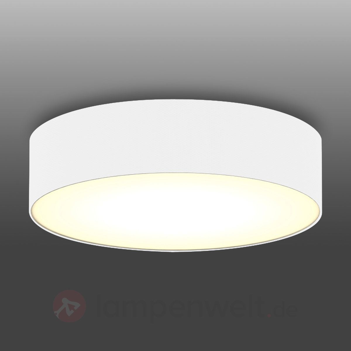 Weiße Ceiling Deckenleuchte KaufenBad Lampen Dream Textil vIYgbyf76