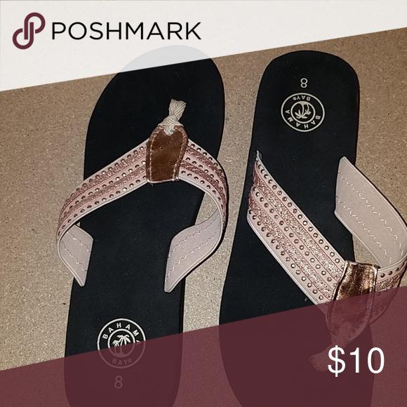 056cd40f41a pink and black flip-flops pink and black flip-flops//sandals wore ...