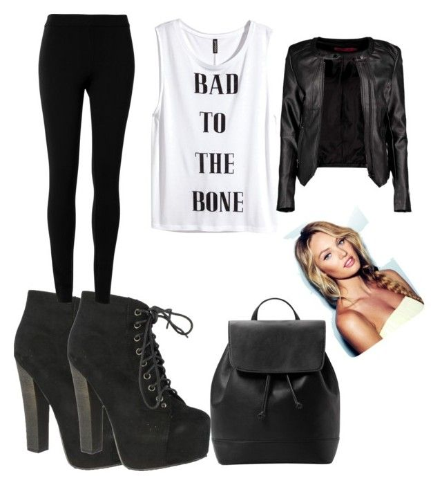 """""""Untitled #10"""" by bigkoolkid on Polyvore featuring Breckelle's, Max Studio, H&M, Boohoo and MANGO"""