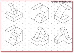 Figurasexamen Ejercicios De Dibujo Dibujo Tecnico Ejercicios Vistas Dibujo Tecnico