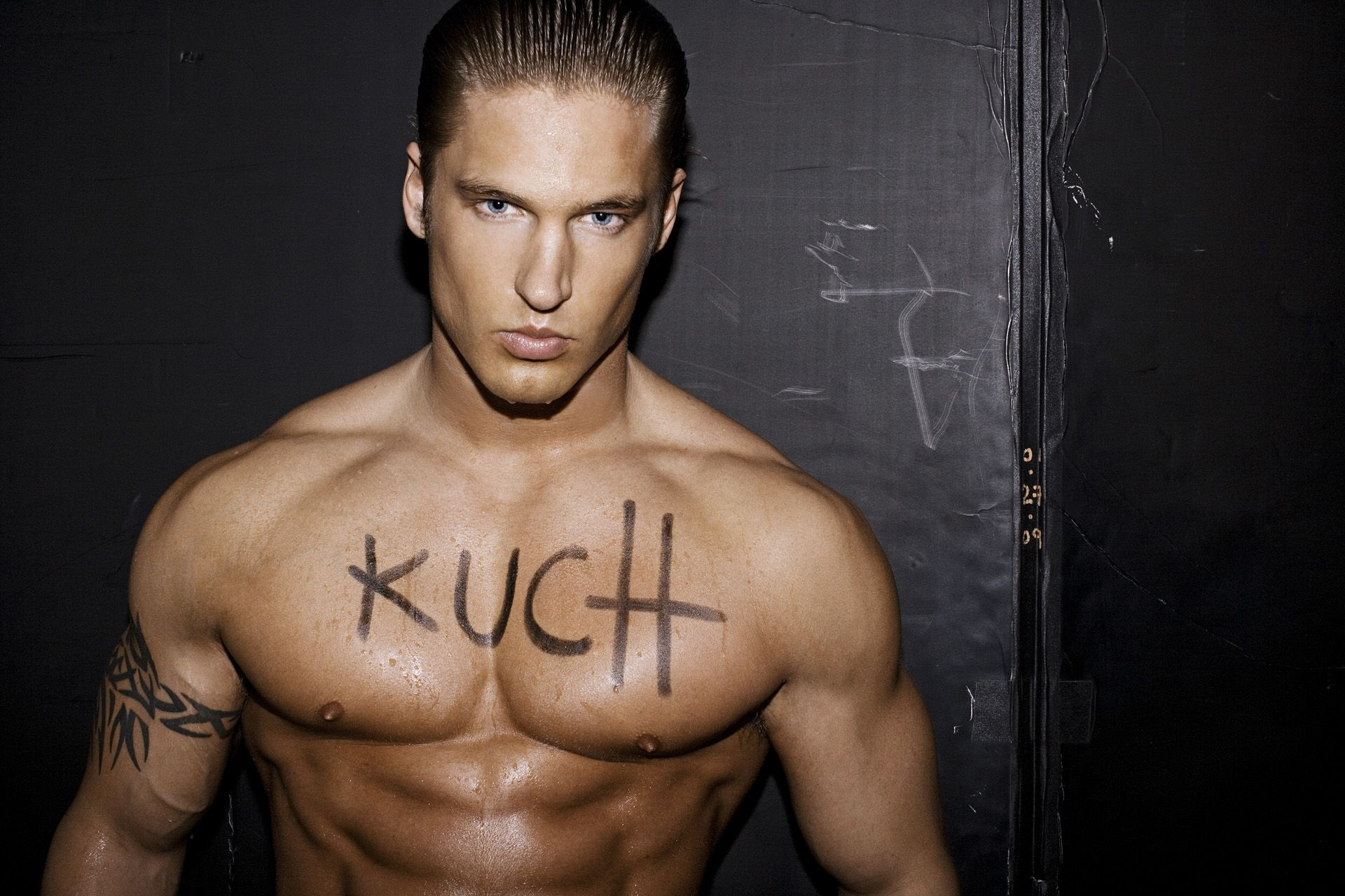 Very steve kuchinsky male model