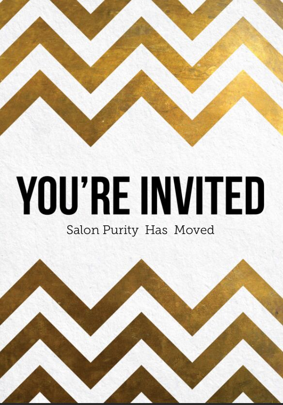 your invited  Our new location  620 north Rose Drive  Placentia Ca 92879 SalonPurity@Phenixsalonsuites