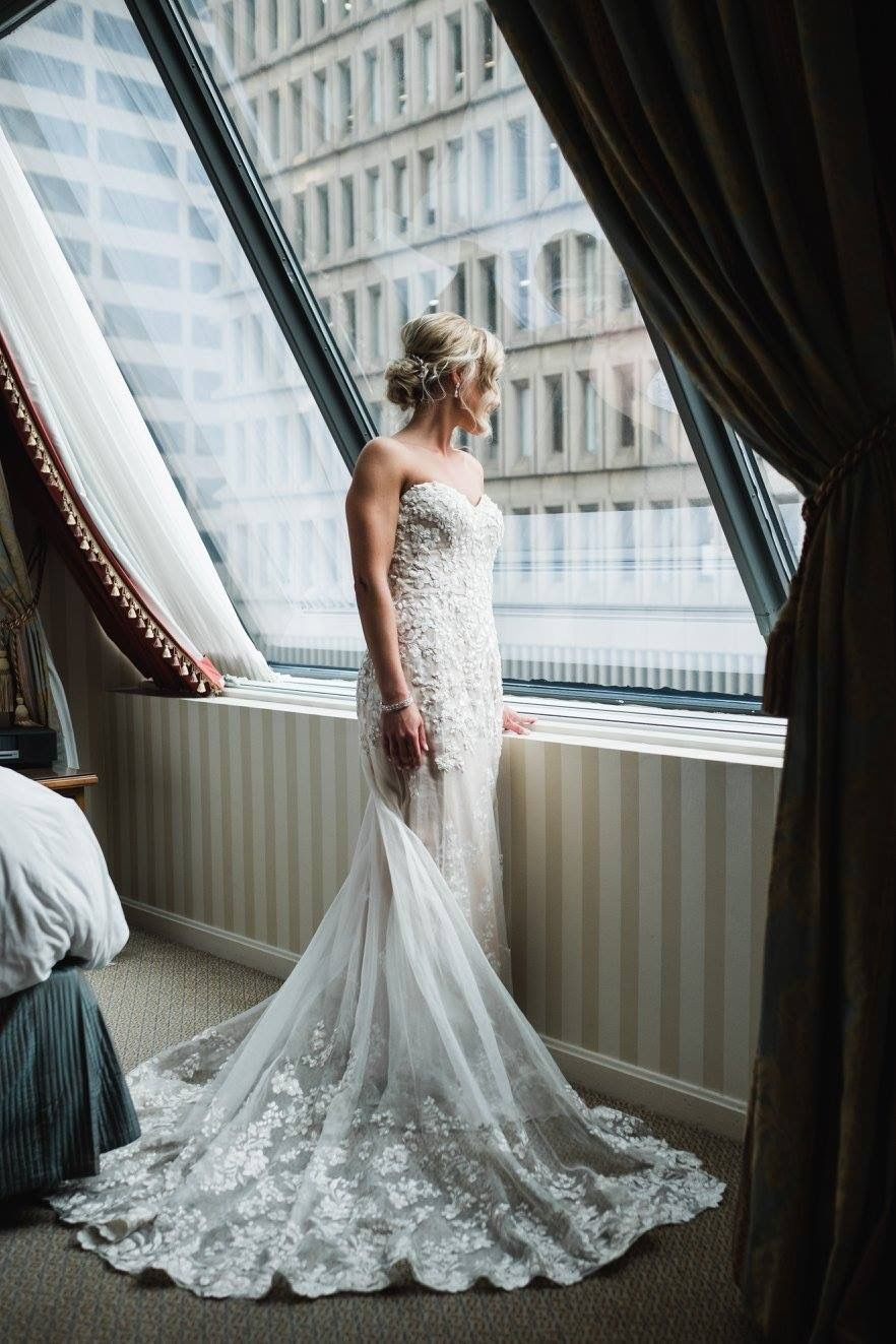 Jenny Yoo Bridal • Our Alessandra Gown • Sweetheart Neckline and ...