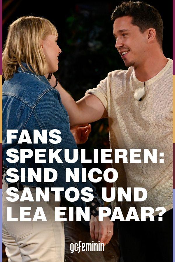 Nico Santos und Lea: Sind die beiden ein Paar?