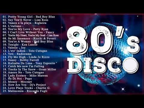 80s Disco Legend Golden Disco Greatest Hits 80s Best Disco