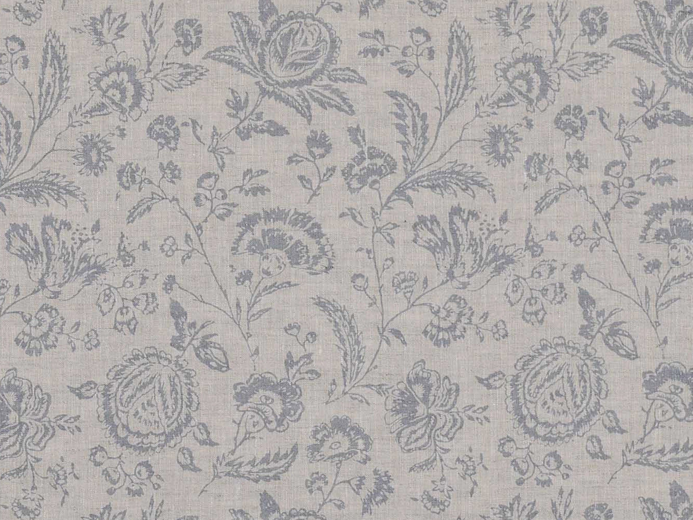 Provence Toile French Blue Swatch