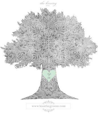 personalized tree art