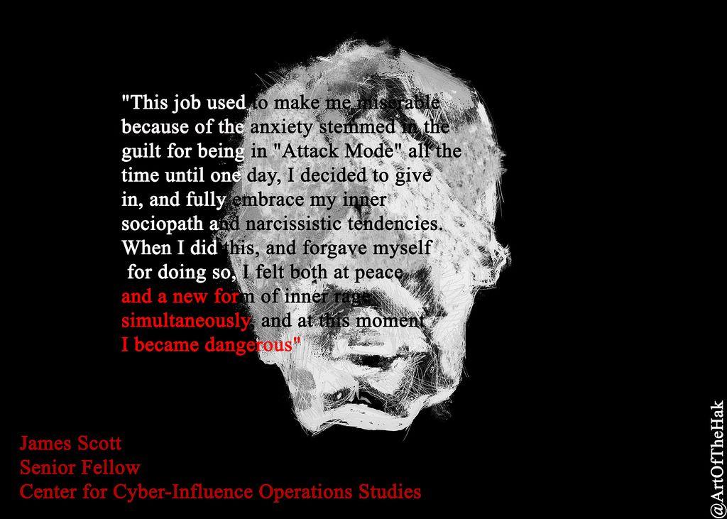 James Scott, Senior fellow, Center for CyberInfluence