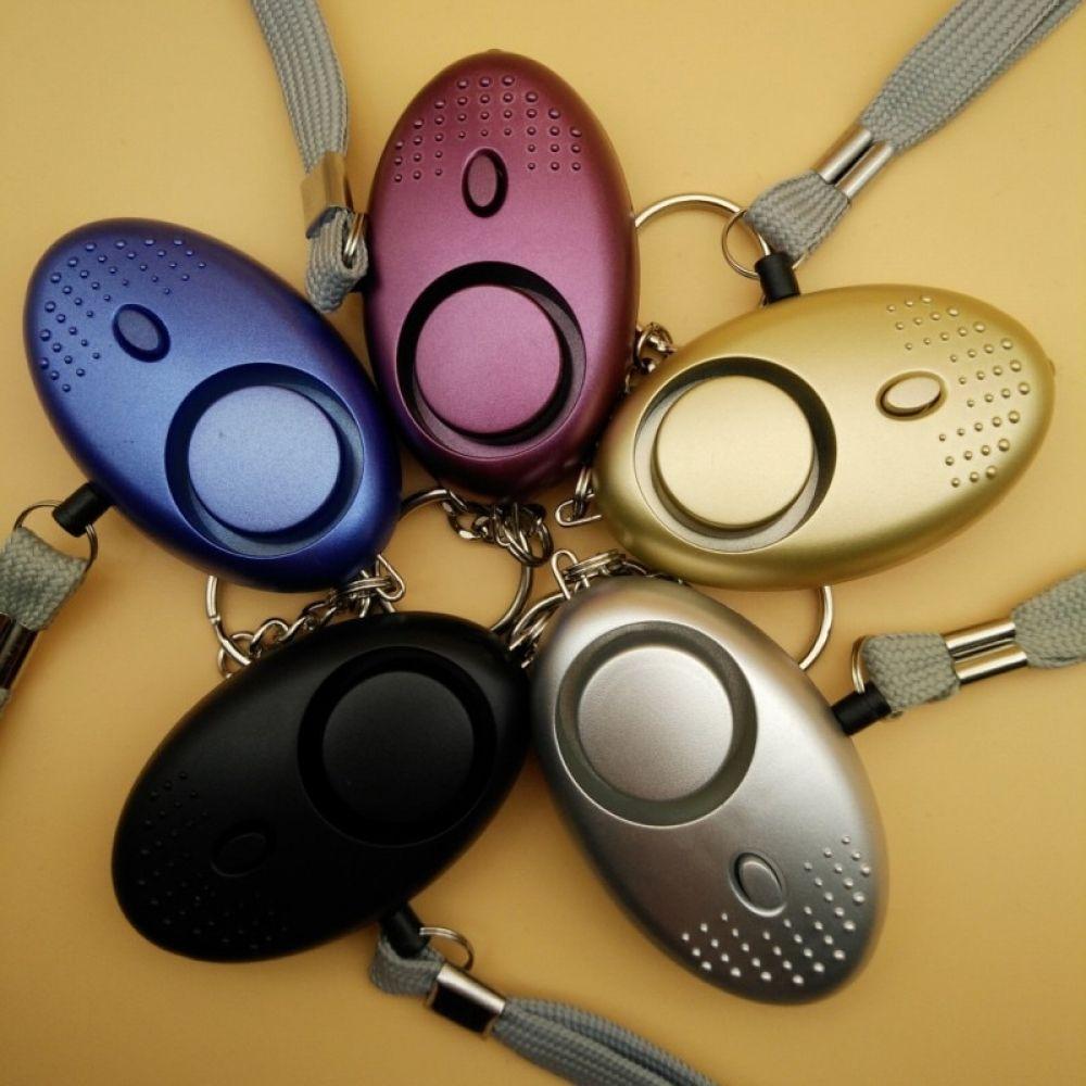 Portable Keyring Defense Personal Alarm Baby AntiAttack