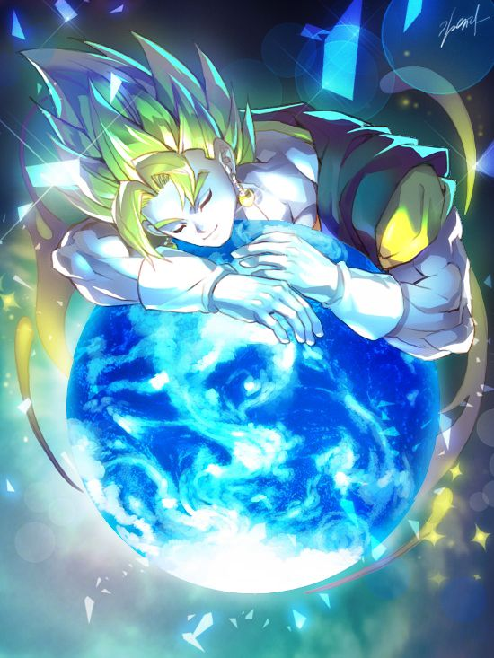 5046ad6b Vegetto by GoddessMechanic2 on DeviantArt Dbz, Goku Y Vegeta, Son Goku, Dragon  Ball