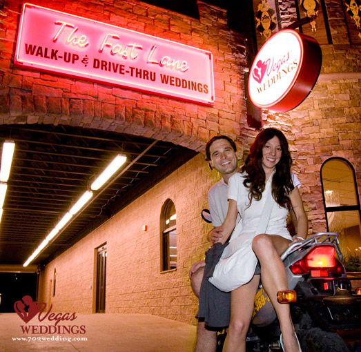 Drive Thru Wedding Package Image