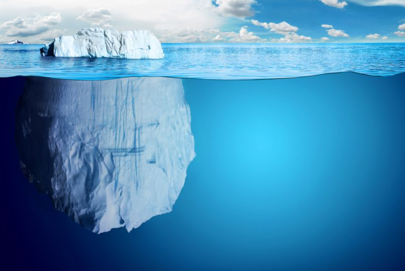What We Read About Deep Learning Is Just The Tip Of The Iceberg Wallpaper Youth Group Lessons Most Beautiful Wallpaper