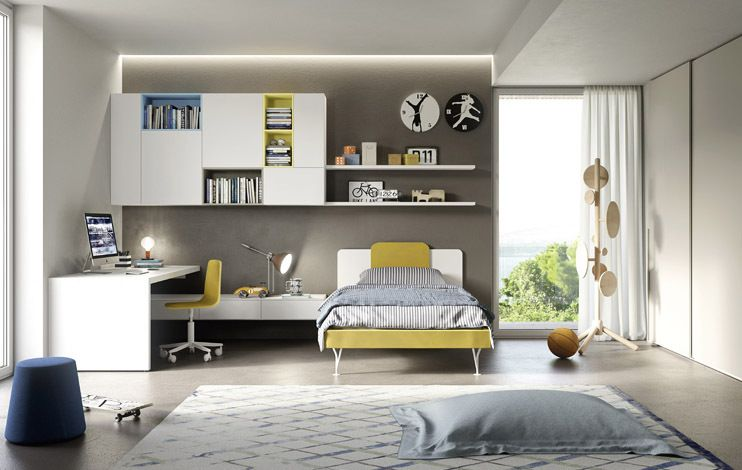 Children bedroom, furniture for children - Battistella  Child  Pinterest