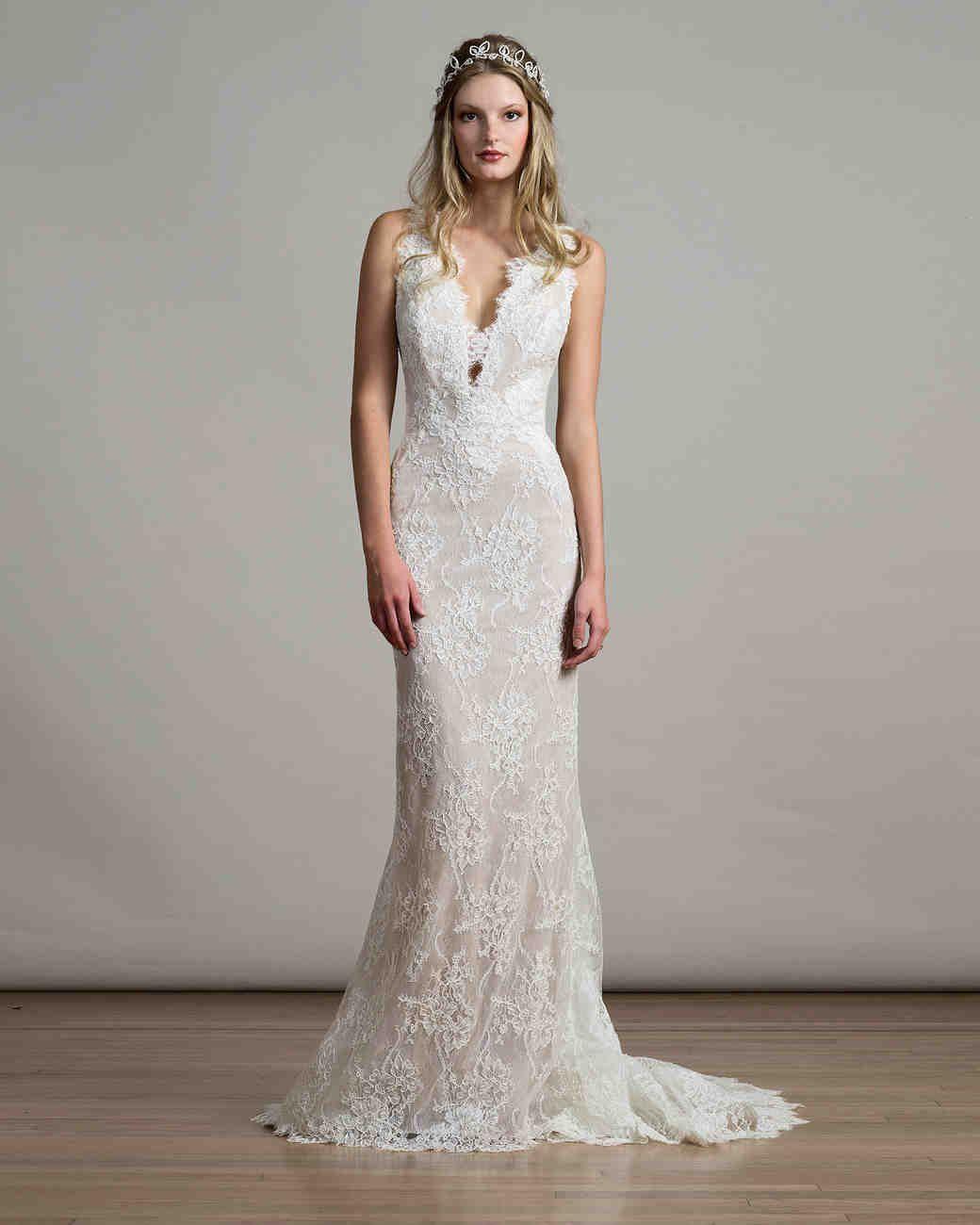 Liancarlo fall wedding dress collection martha stewart