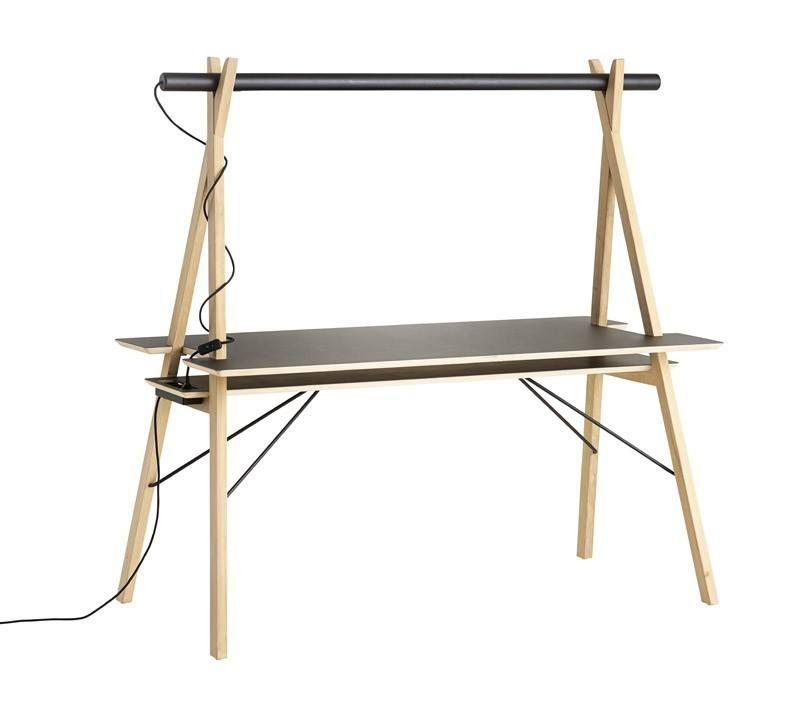 Woud Aa Desk Skrivebordkontor Finer Modern Office Table Office Desk Desk