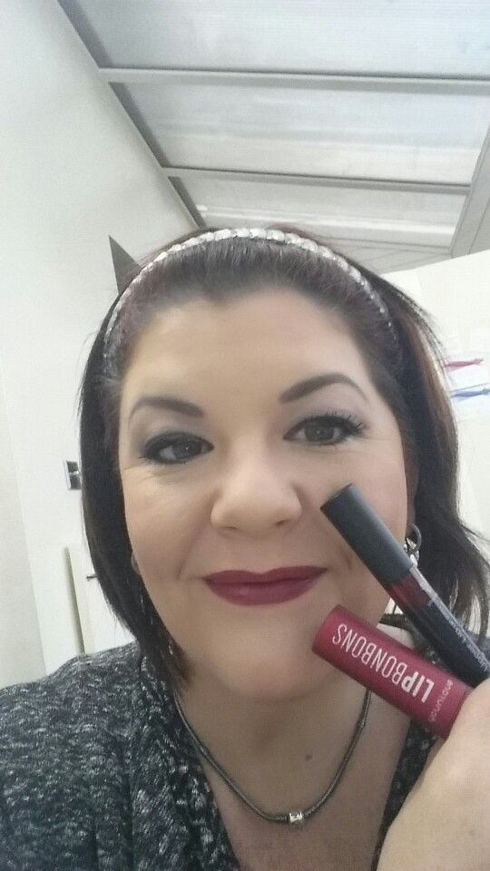 Sultry lip stain and bonbon lip balm  Stays on for hours  #loveyounique