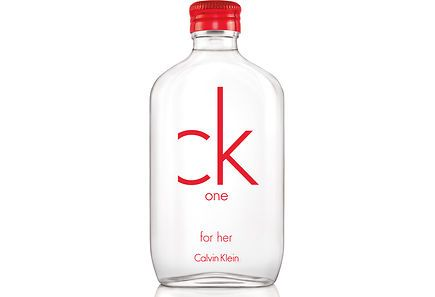 CALVIN KLEIN CK One RED For Her EdT 50 ml Addiktoiva, energinen ja merellisen raikas tuoksu.