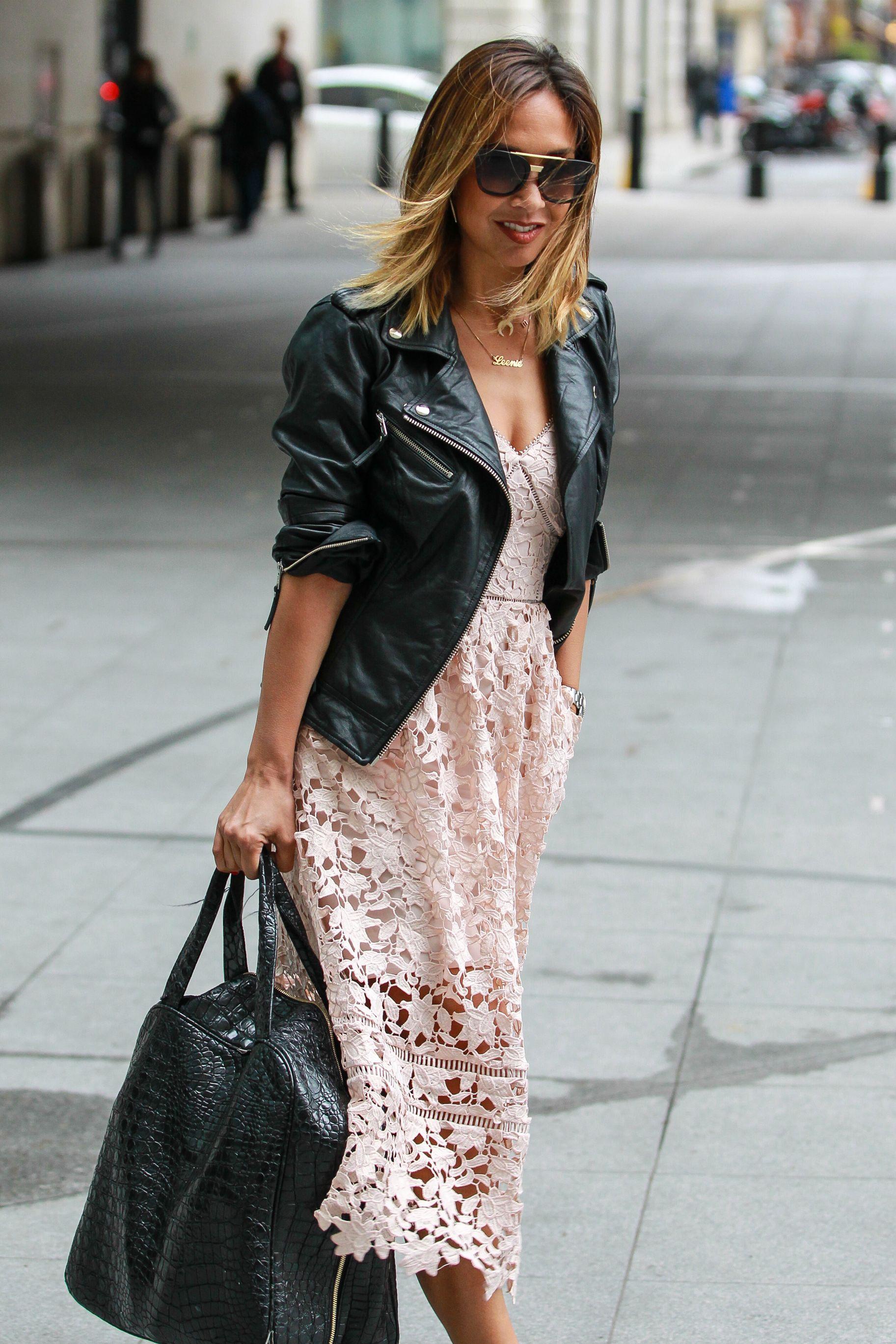 e01b7999aa Myleene Klass at BBC Studios | Fashion | Fashion, Fashion outfits ...