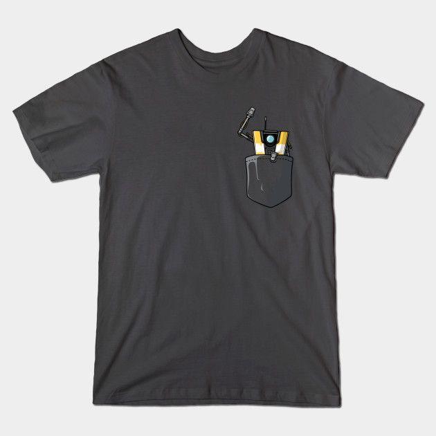 P0ck37 T Shirt Borderlands T Shirt Is 14 Today At Teepublic