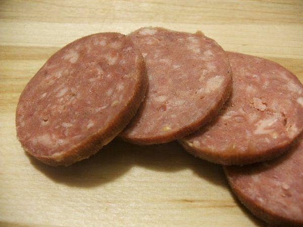 Venison Summer Sausage Amp Pepperoni Sticks Grilled