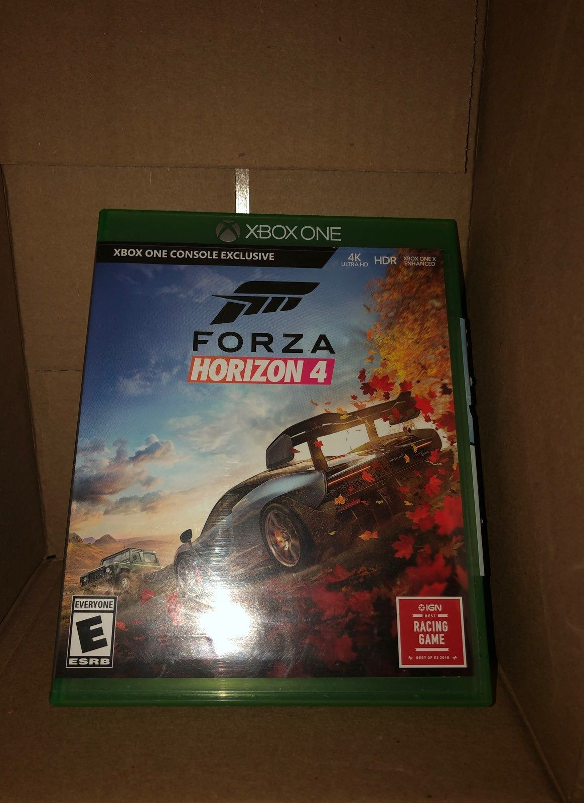 Check out my Forza Horizon 4! only played once to