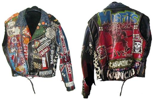 Misfits jacket | LOOKBOOK