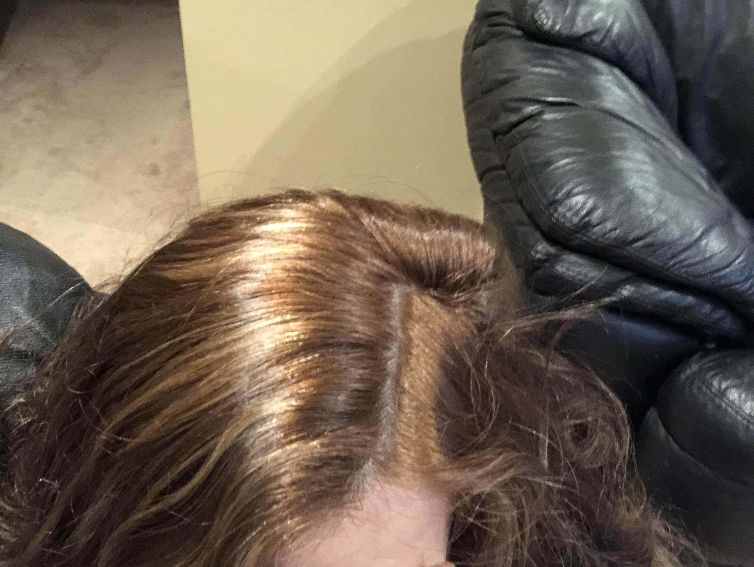 I Toned My Hair With Wella T18 With A 20 Delevloper And My Dark Brown Roots Hair Turned Orange Will This Wash Off How Can I Fix Th Roots Hair Wella
