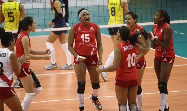 Selección peruana de vóley: Resultados del Preolímpico rumbo a Río 2016   Fixture